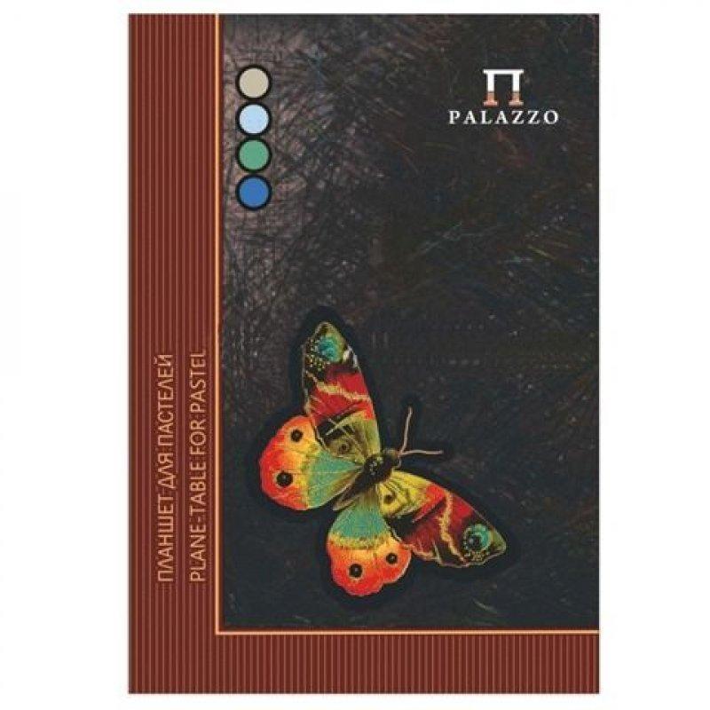 Папка для пастели А4 20л Бабочка