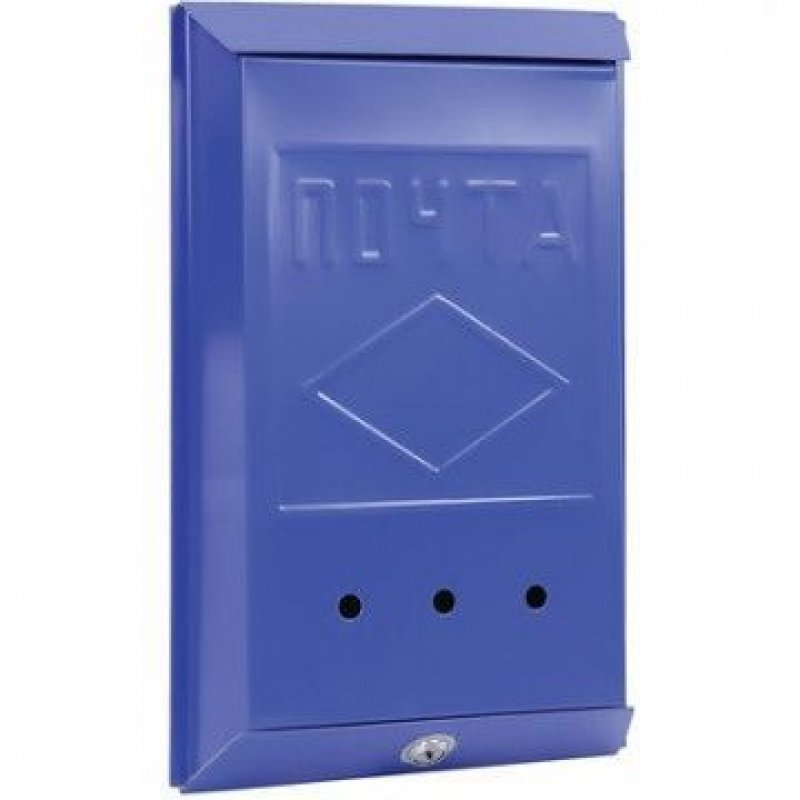 Почтовый ящик Onix ЯК5 250x40x280мм