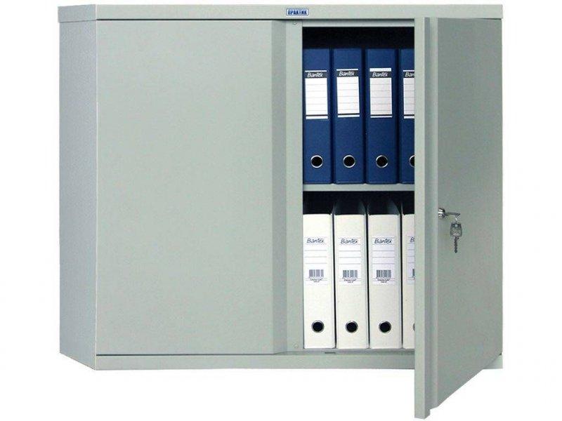Шкаф металлический для документов 1 отделение Практик М-08 832х915х370мм 22кг