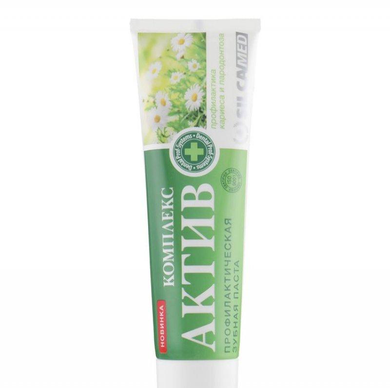 Зубная паста Сплат 100мл Актив