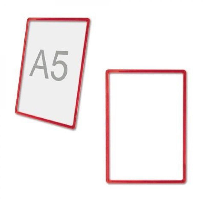 Рамка POS для ценников рекламы и объявлений А5