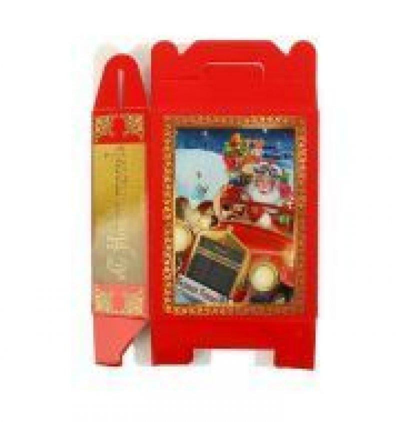 Подарочная коробка Сказка Деда Мороза сборная
