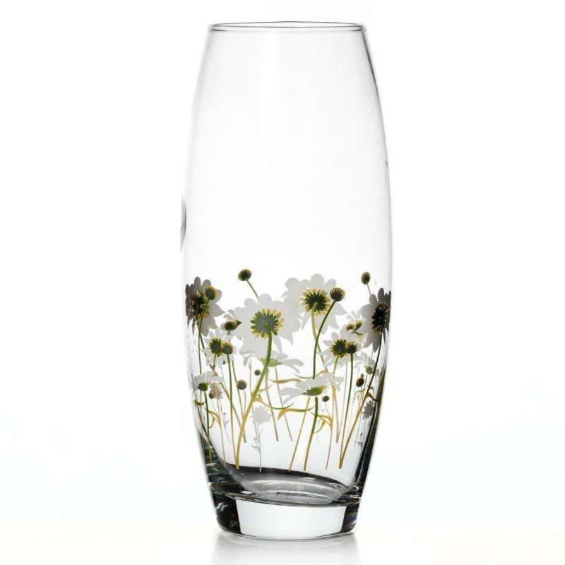 Ваза 26см для цветов Camilla стекло