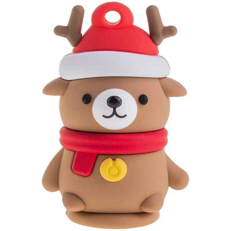 Носитель информации Flash USB 16ГБ Smart Buy Wild Series Медведь