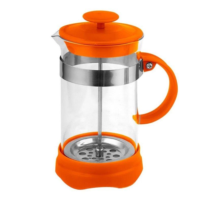 Чайник заварочный 350мл френч-пресс пластик