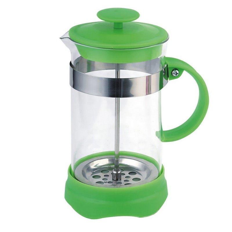 Чайник заварочный 800мл френч-пресс пластик