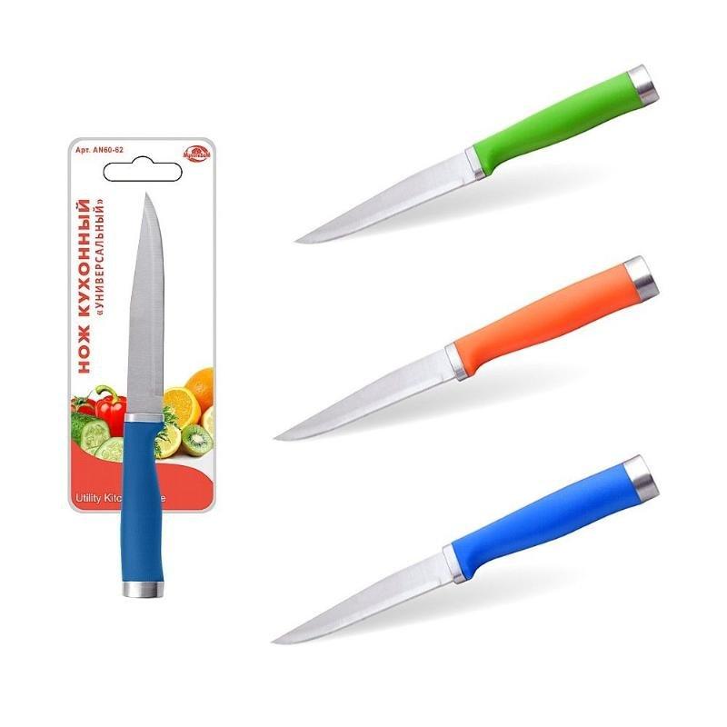 Нож кухонный 12см универсальный