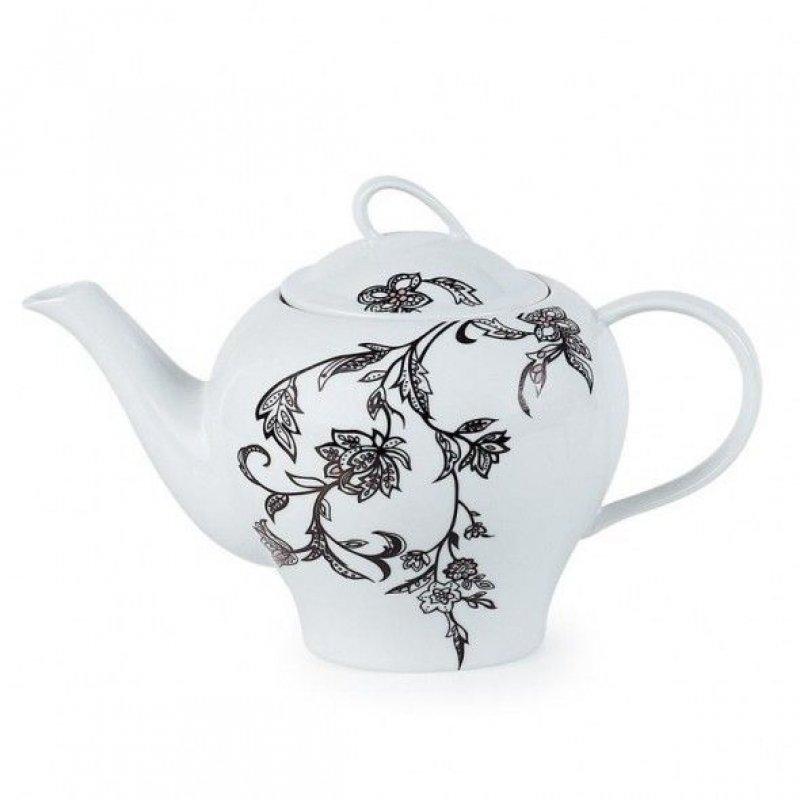 Чайник заварочный 1100мл Мирра керамика