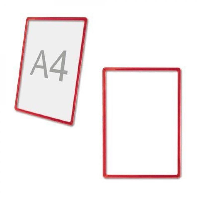 Рамка POS для ценников рекламы и объявлений А4