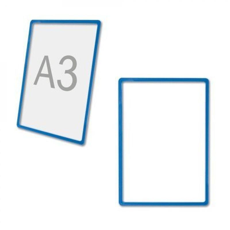 Рамка POS для ценников рекламы и объявлений А3