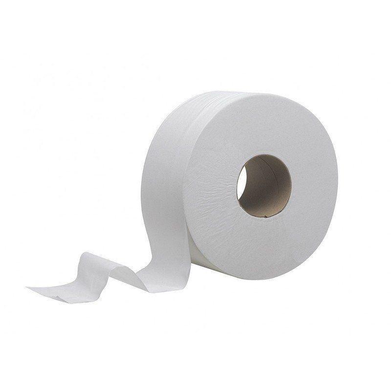 Бумага туалетная Almax Professional 2-сл 200м белая