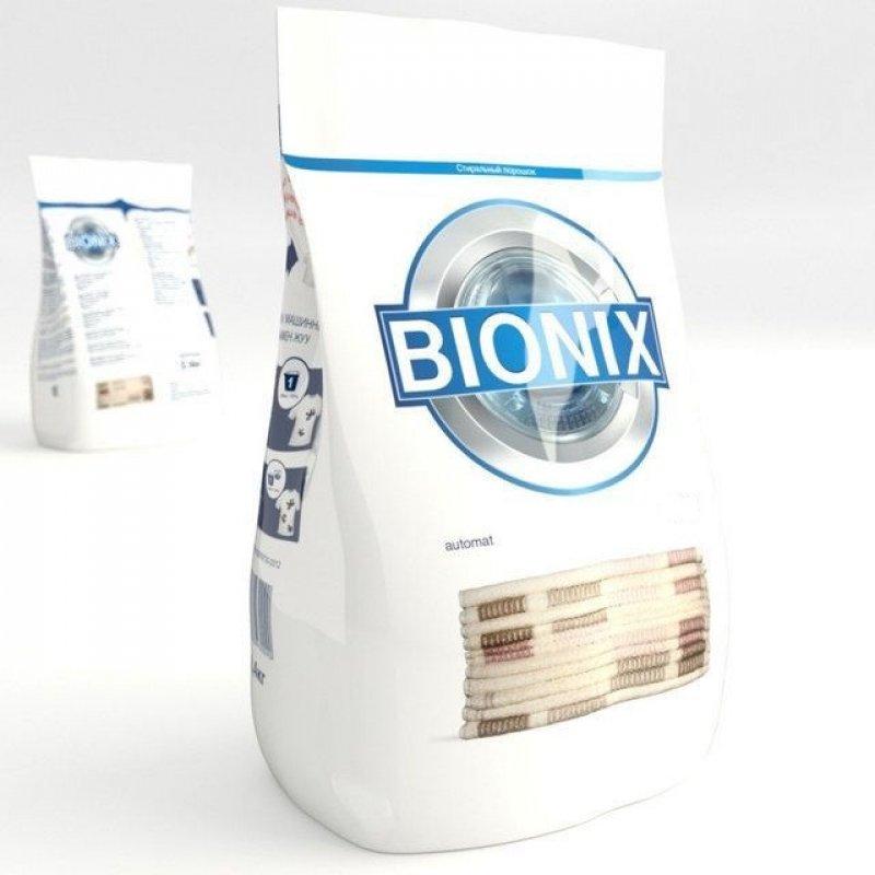 Стиральный порошок 3000г автомат BIONIX