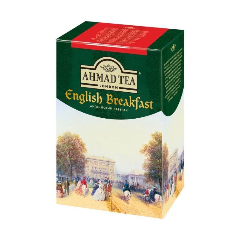 Чай Ahmad English Breakfast 100г листовой черный