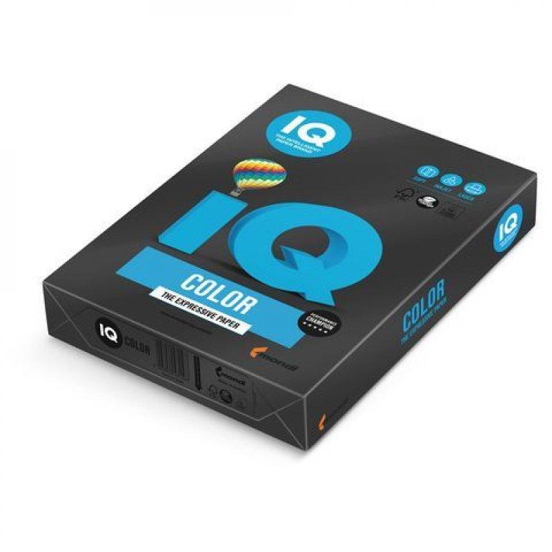 Бумага IQ/Maestro Color А4 80г/м2 500л черная