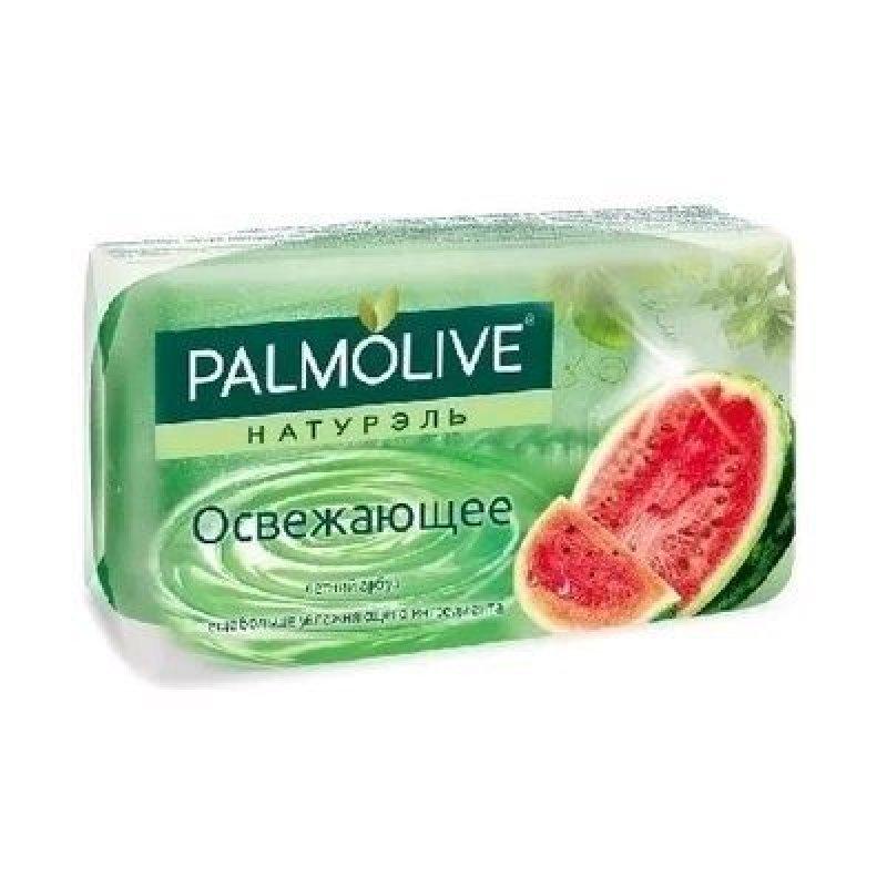 Мыло 90гр Палмолив Глицерин Освежающее Летний арбуз