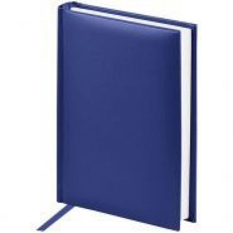 Ежедневник А6 недат Ariane синий