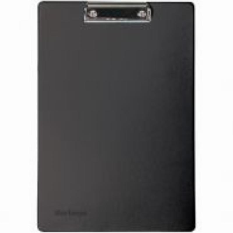 Папка-планшет c зажимом А4 Berlingo пвх черный