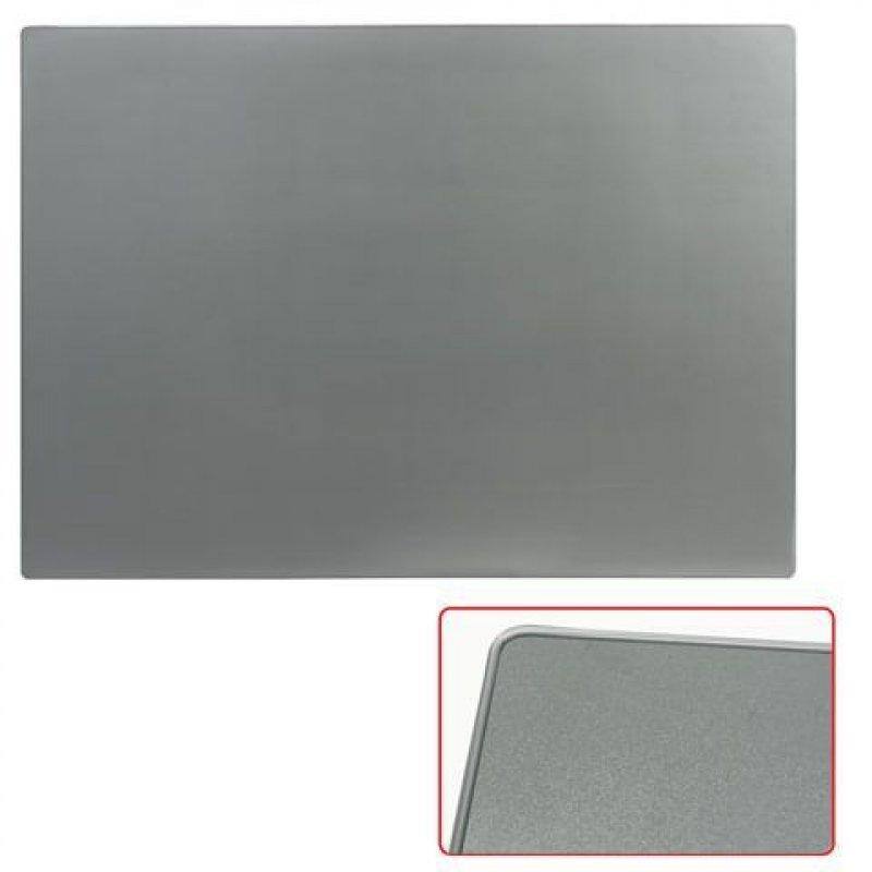Коврик на стол 65,5х47,5см прозрачный серый