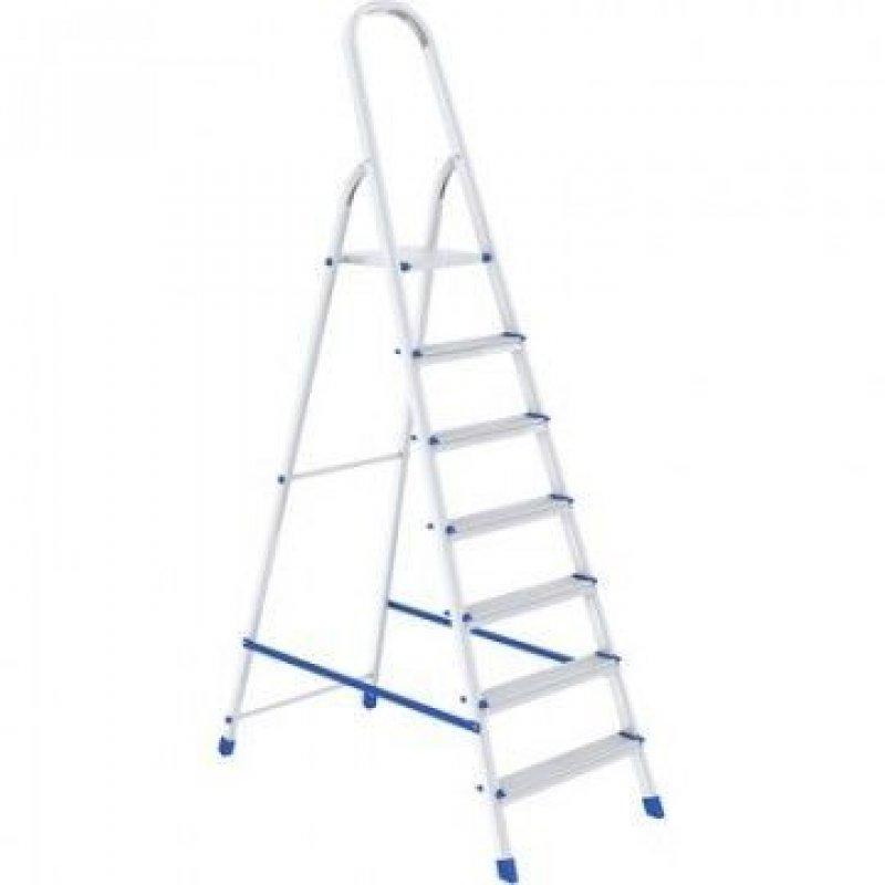 Лестница-стремянка 7 ступ алюм СИБРТЕХ