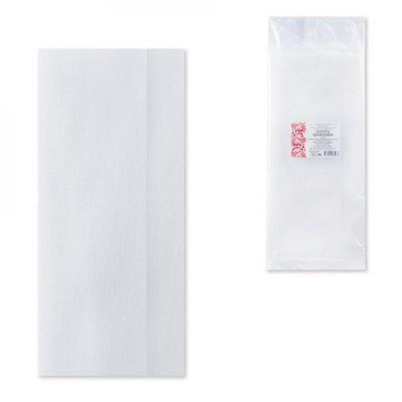 Скатерть 110х140см нетканнное полотно белая спанбонд