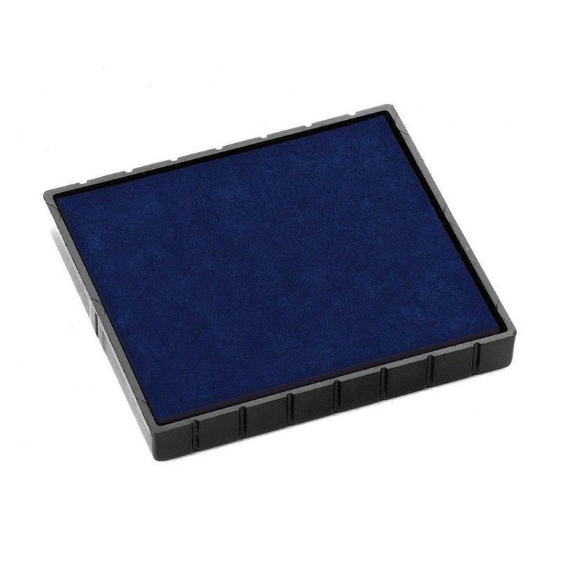 Подушка сменная  для круглой печати и штампа Colop E/Q43 синяя для Pr. Q43