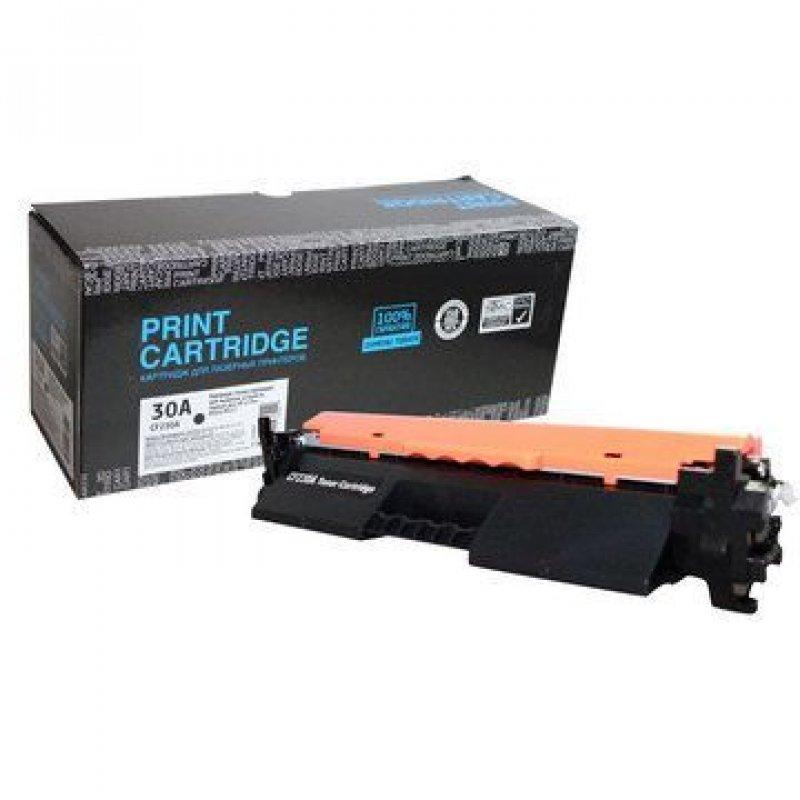 Картридж для HP LJ Pro M203/M227 30A CF230A 1600стр черный Print Cartridge