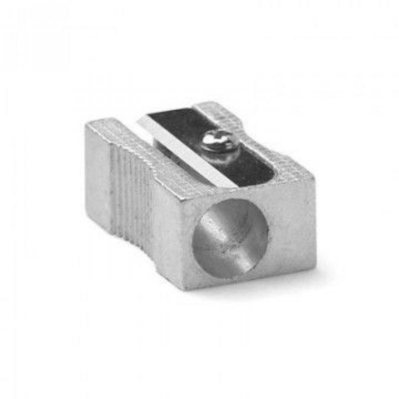 Точилка 1 отверстие Attache AG1004 металлическая