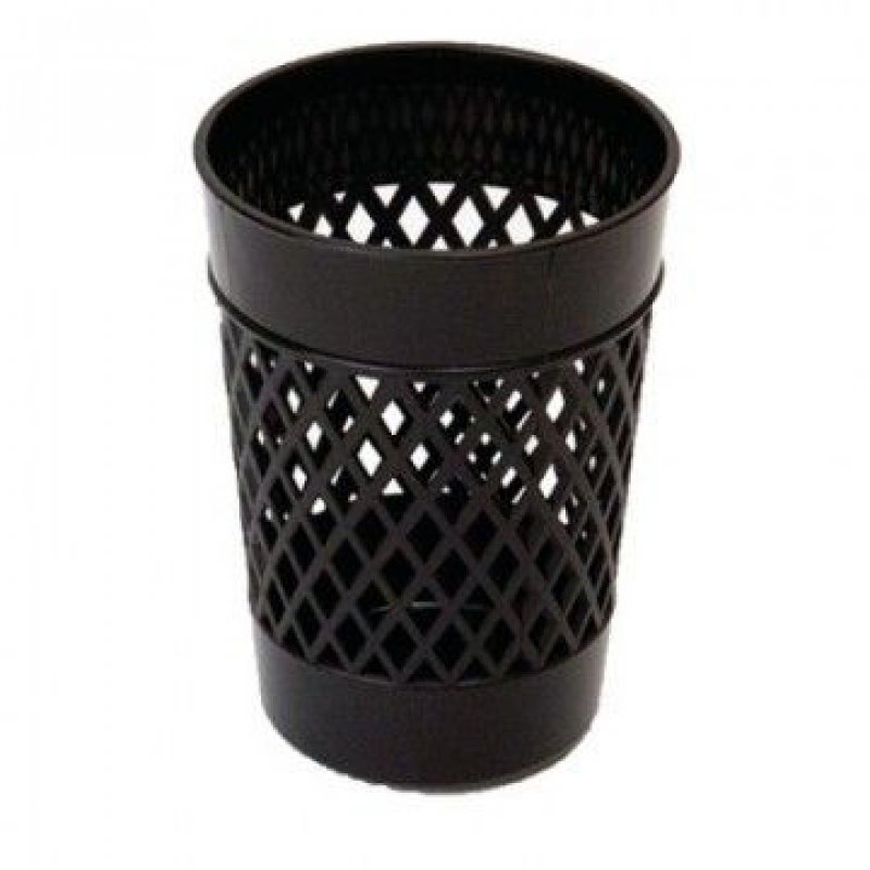 Подставка-стакан Attache сетчатая черная
