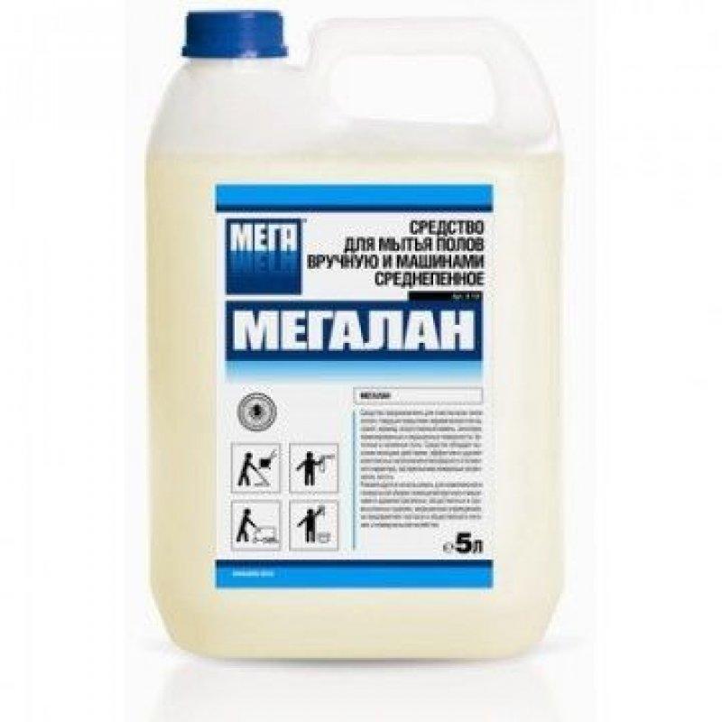 Средство для мытья пола 5л Мегалан