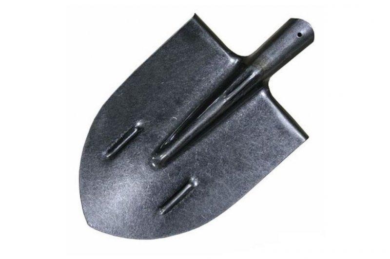 Лопата копальная 210х285мм ЛК без черенка