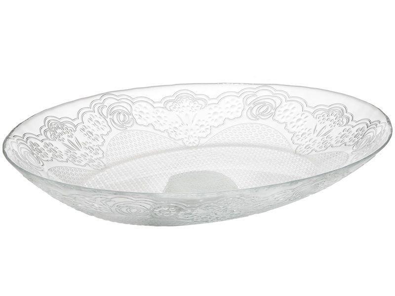 Набор тарелок 250мм Лейси 6шт Pasabahce стекло