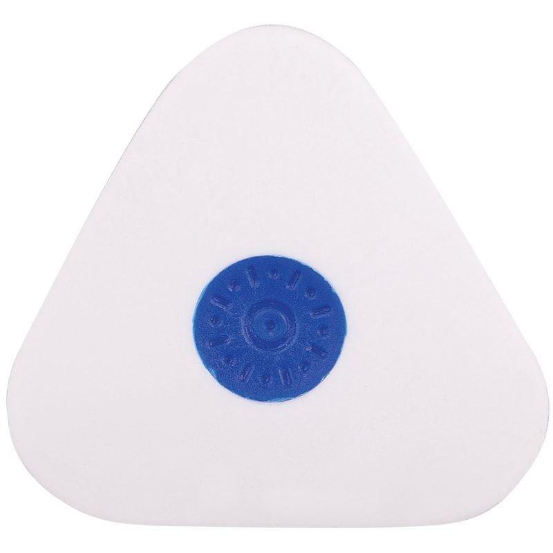 Ластик OfficeSpace 50х50х9мм треугольный термопластичная резина