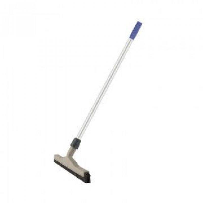Стяжка для удаления жидкости с пола ЭкоКоллекция 55см с ал ручкой 130см