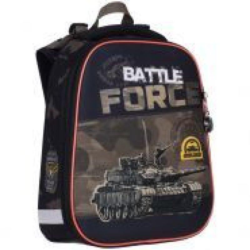 Ранец школьный Battle force 2 отделения