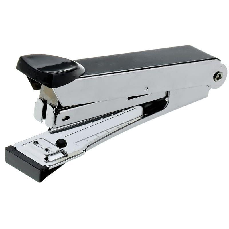 Степлер №10 OfficeSpace 10л металлический с антистеплером