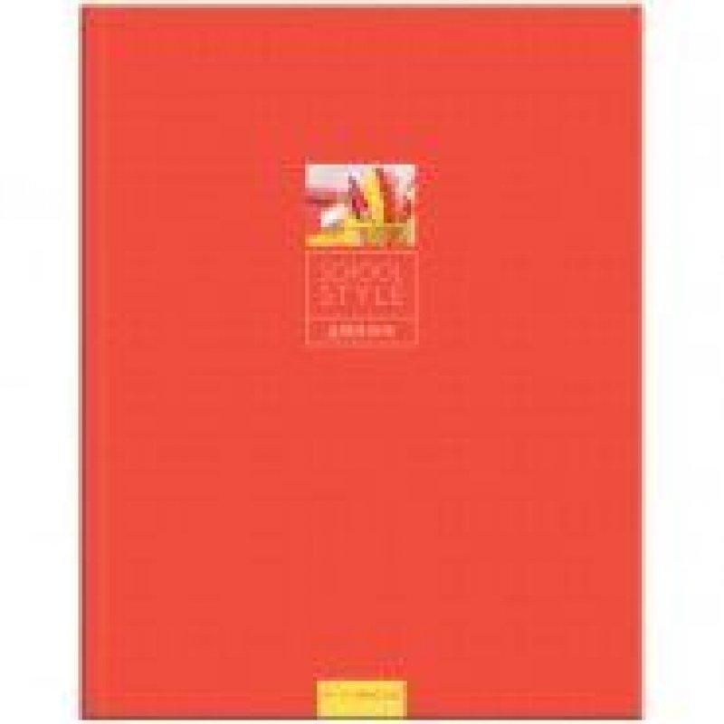 Дневник школьный 5-11 кл Colour power Red