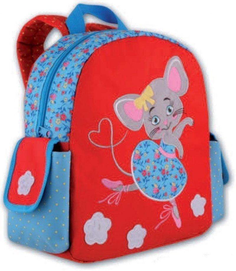 Рюкзак детский Мышка-балерина