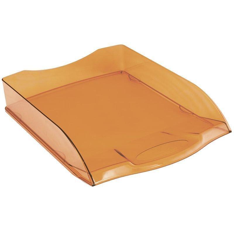 Поддон горизонтальный Berlingo City Style тонированный оранжевый