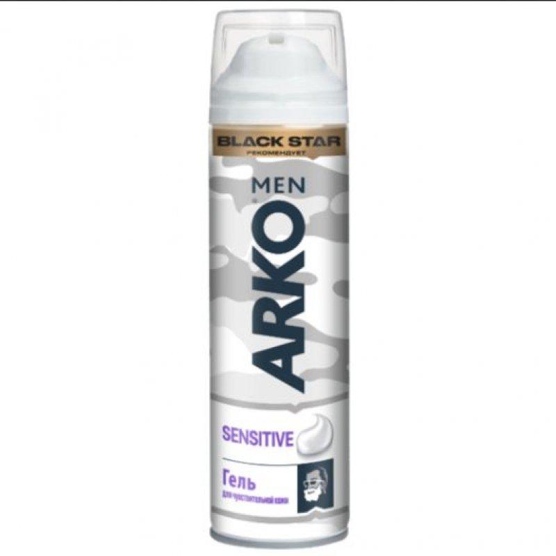 Гель для бритья Арко Sensitive 200мл