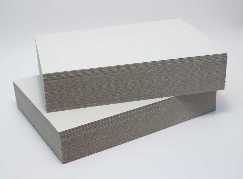 Картон переплетный хром-эрзац 1,5-2мм размер 210х295мм