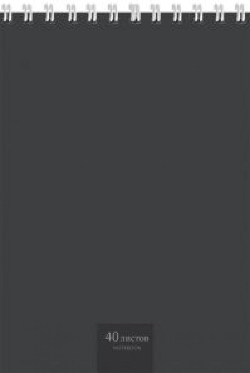 Блокнот А6 40л Profit ассортимент гребень