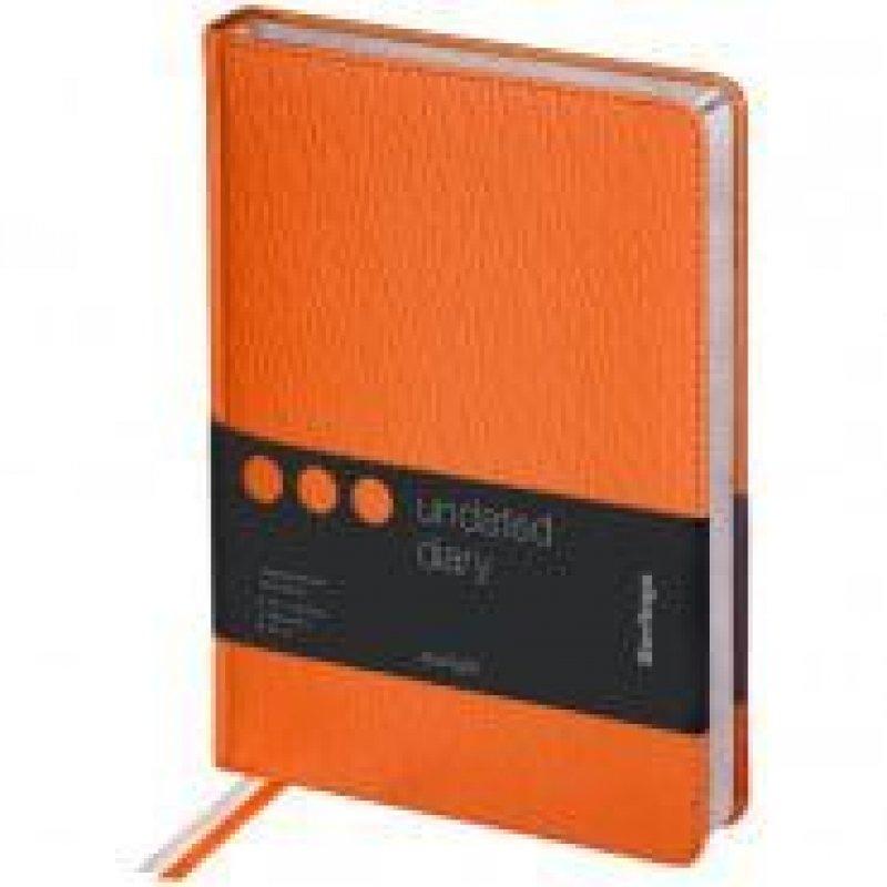 Ежедневник A5 недат Starlight оранжевый