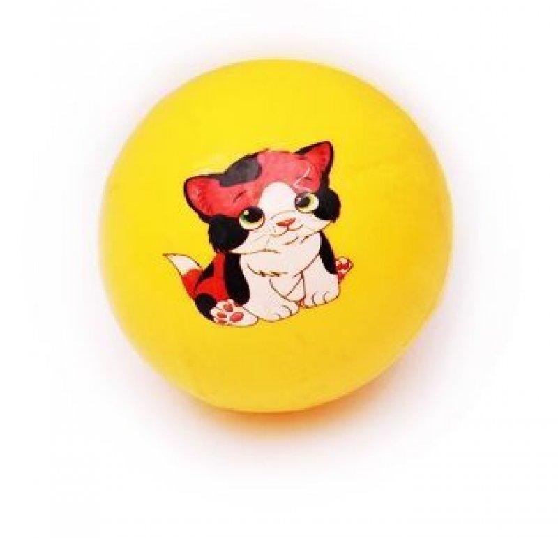 Мяч 16см детский Котёнок
