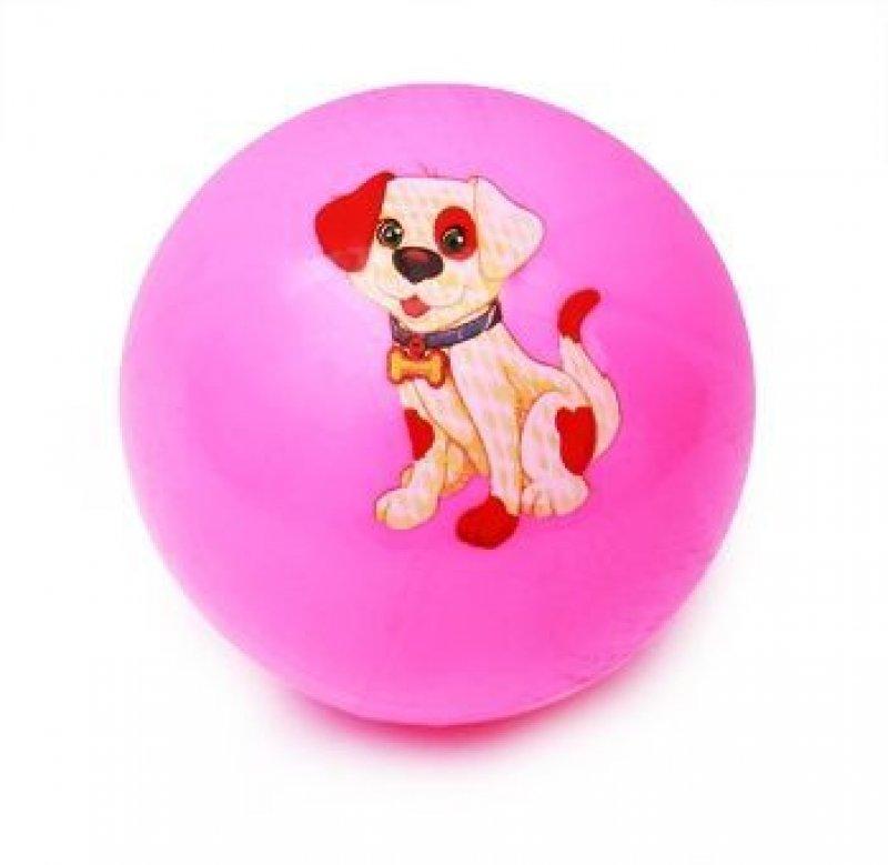 Мяч 22см детский Щенок