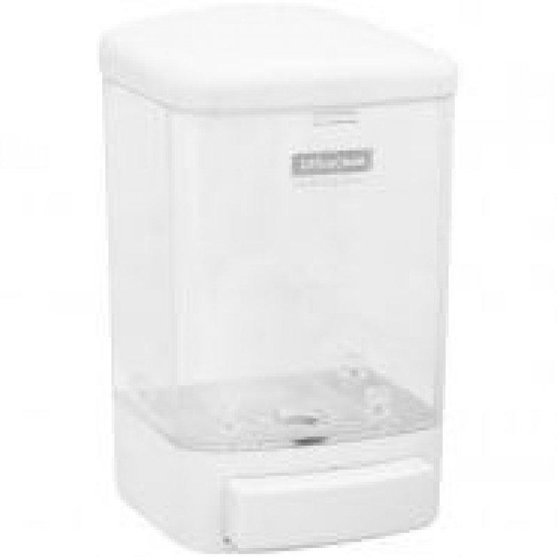 Диспенсер для жидкого мыла OfficeClean Professional 1л наливной ABS-пластик белый