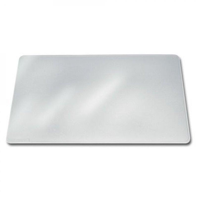 Коврик на стол Durable 50х65см прозрачный с прозрачным верхним листом