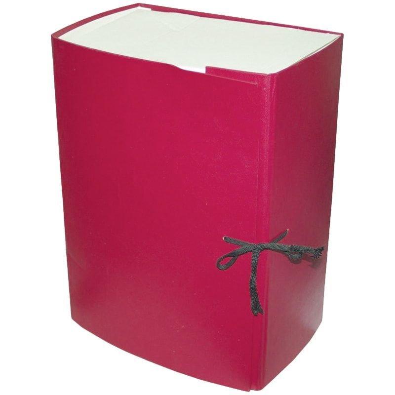 Короб архивный 150мм 2 завязки 1400л бумвинил ассорти 320х240х160мм OfficeSpace