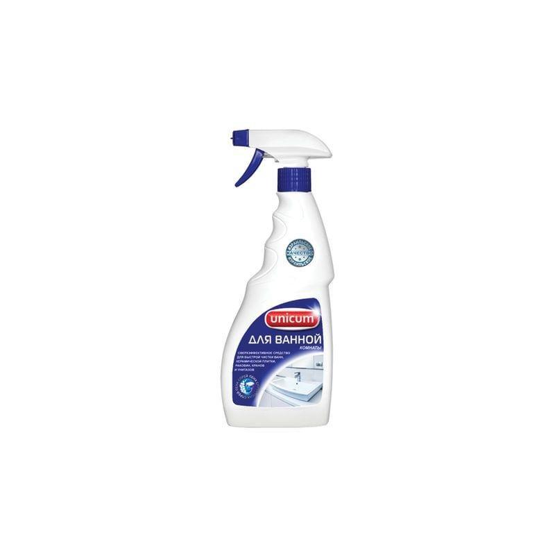Чистящее средство 500мл Unikum для ванной комнаты и сантехники