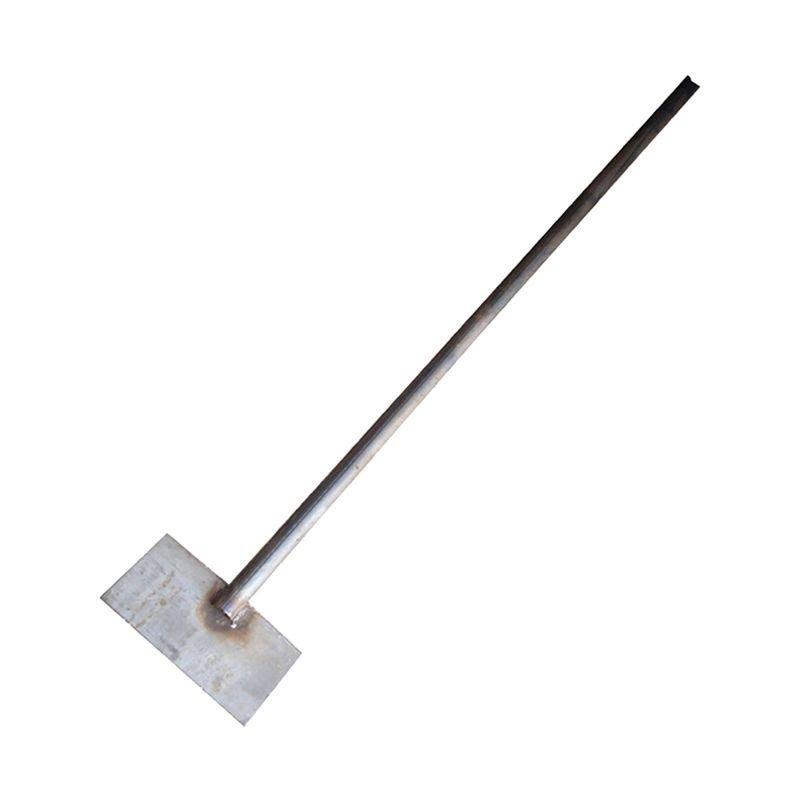 Скребок для льда 150 мм с металической ручкой