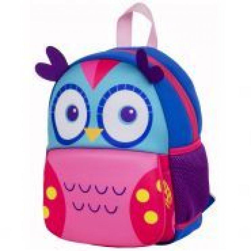 Рюкзак 1 отделение 3 кармана Berlingo Kids Cute owl